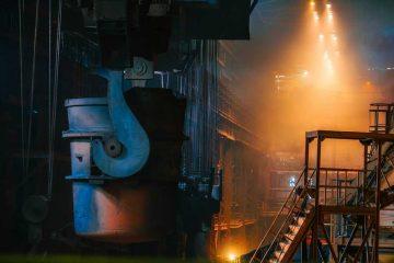 staalfabriek fabricage
